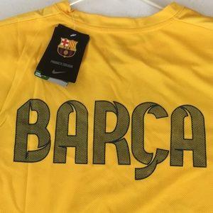 Nike Shirts - Barca soccer jersey